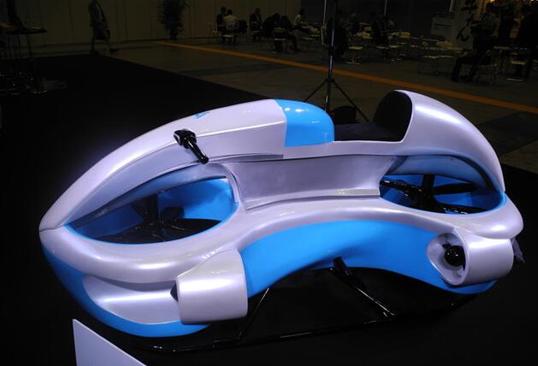 飞行摩托将在日本上市销售 售价约合63.8万元