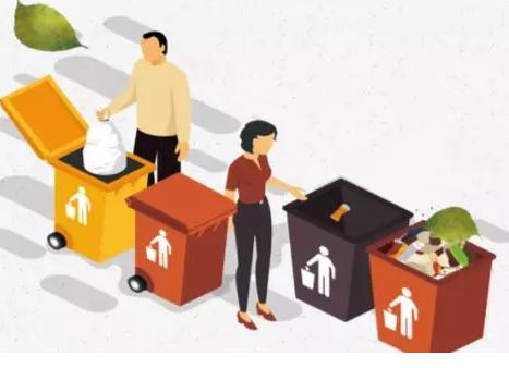 环保升级,富力叶PDA助力垃圾分类工作更高效!