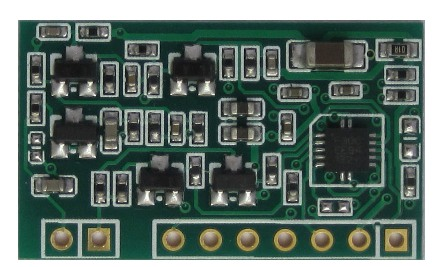 低频ID卡读卡模块IVY125DUE