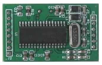 天线分体MFRC500开发的IC卡读写模块IVY500D