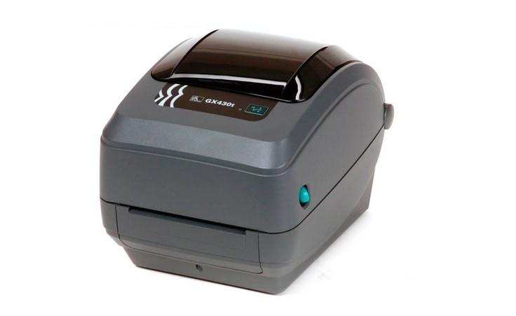 斑马Zebra GX420d桌面标签打印机300dpi