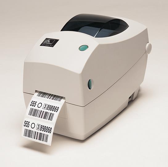 斑马Zebra LP\TLP 2824PLUS桌面打印机