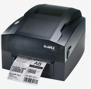 科诚GODEX G330桌面条码打印机300dpi