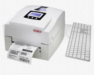 科诚GODEX EZPi1200桌面条码打印机203dpi