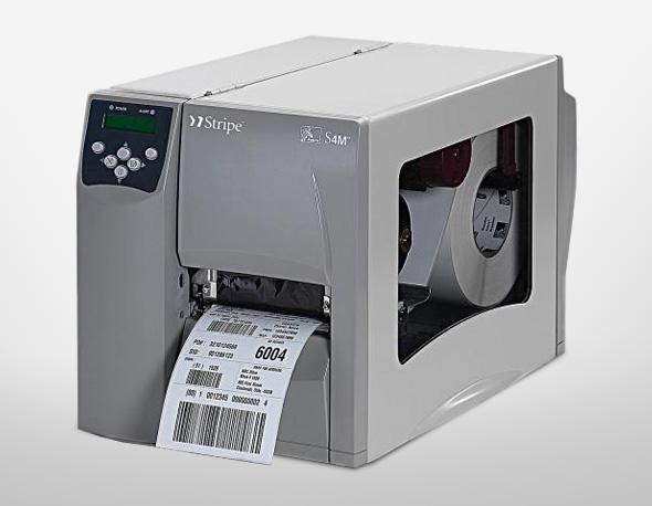 斑马Zebra S4M工商用打印机203pdi