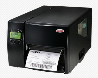 科诚GODEX工业型条码打印机EZ-6200 Plus203dpi