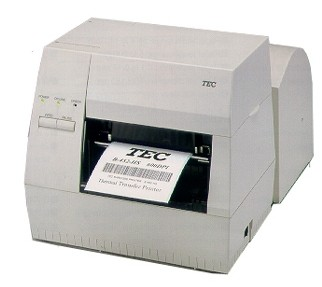 东芝TEC B-452-HS条码打印机600pdi