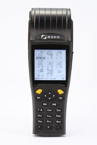 捷宝JB-AP198便携式打印一体抄表机