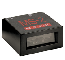 Microscan迈思肯MS-2超紧凑CCD读码器
