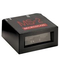 Microscan迈思肯MS-2超紧凑CCD读码器