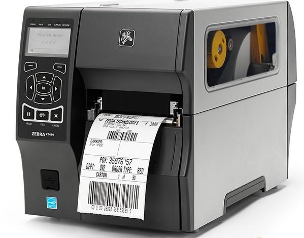 斑马Zebra ZT410/420条码打印机