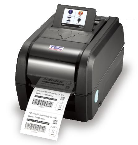 TSC TX600高精度条码打印机