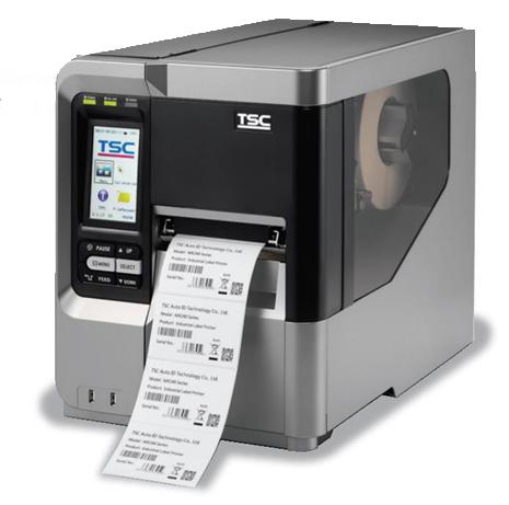 TSC MX640工业级条码打印机(600点)