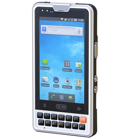 工业级安卓手持终端IVY5000
