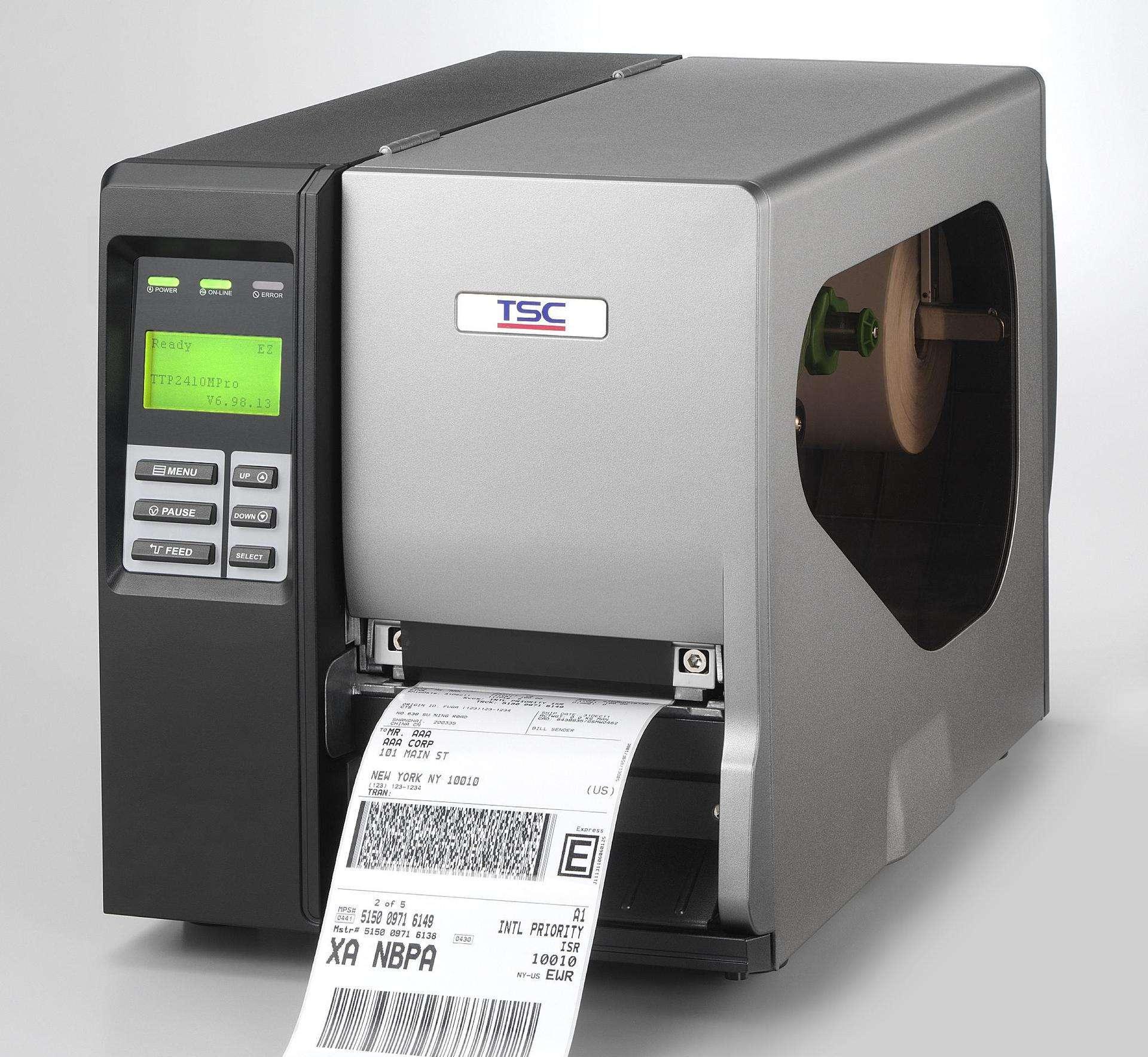 TSC 344M条码打印机