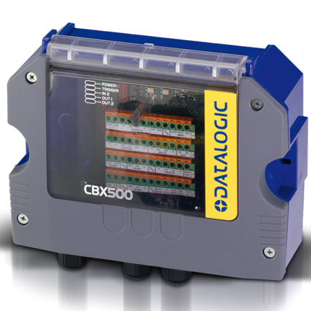 Datalogic得利捷 CBX500固定扫描器控制盒