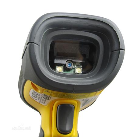 摩托罗拉 DS3508坚固型1D/2D扫描枪