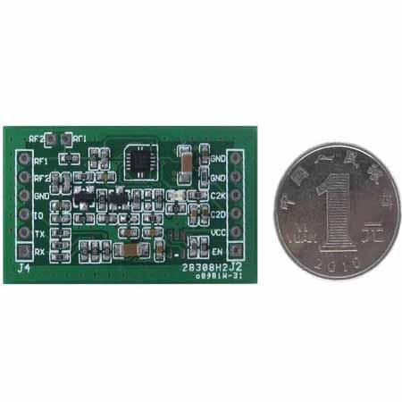 低频低功耗ID卡读卡模块IVY125SUE