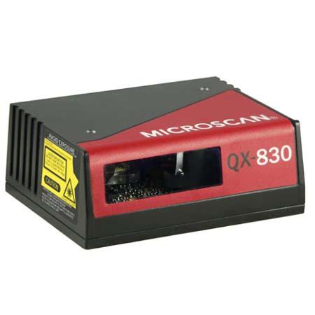 Microscan迈思肯QX-830工业用激光扫描器