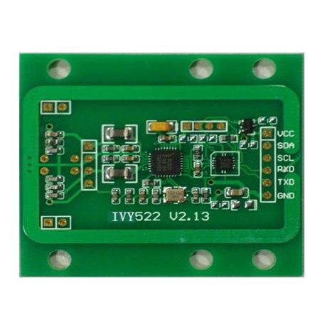 MFRC522开发的IC卡读写模块IVY522D