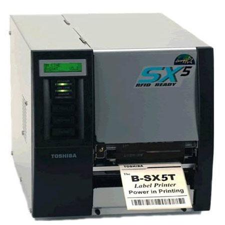 东芝SX5T-RFID条码打印机