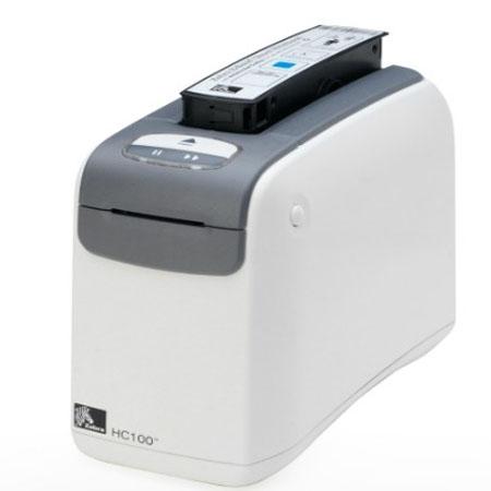 斑马Zebra HC100医用腕带打印机300 dpi