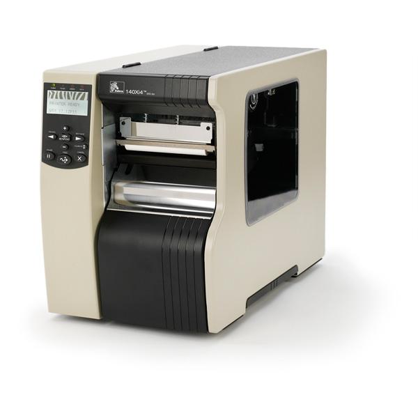 斑马Zebra 140Xi4工商用标签打印机203dpi