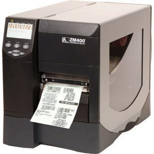 斑马Zebra ZM400条码打印机203pdi