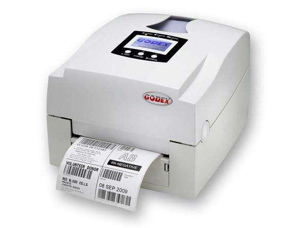 科诚GODEX EZPi1300桌面条码打印机300dpi