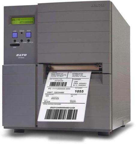 佐藤SATO LM408e/412e条码打印机