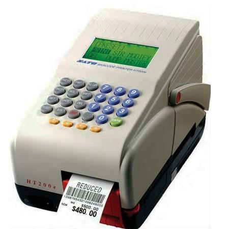 SATO TH208抗菌条码打印机203pdi