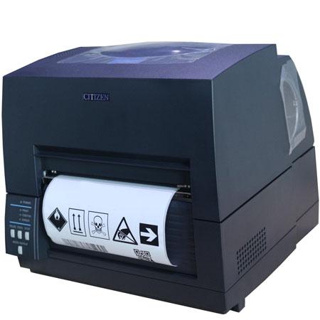 citizen西铁城CLS6621宽幅条码打印机6英寸