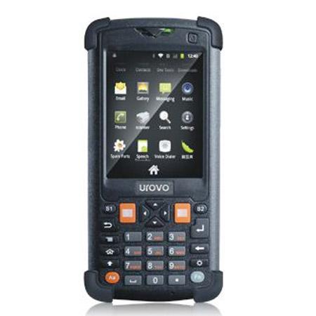 优博讯Urovo i6100工业级移动手持终端