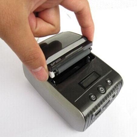 捷码J-MART 300便携式蓝牙打印机