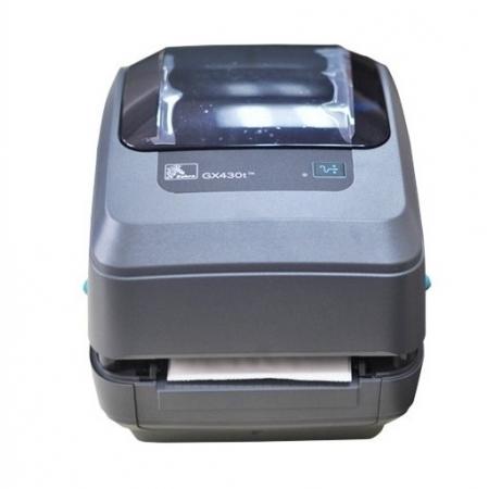 斑马GX430T桌面条码打印机300dpi