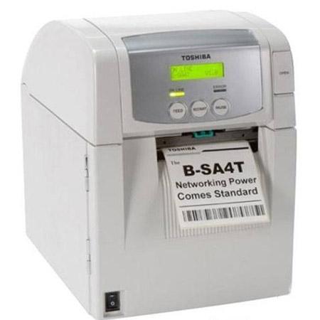 东芝TOSHIBAB-SA4TP工业条码打印机