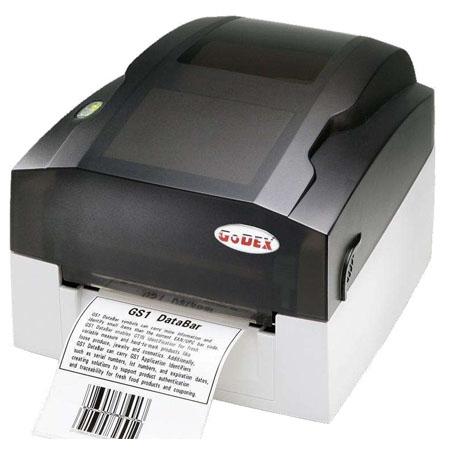 科诚GODEX EZ1105桌面条码打印机203dpi