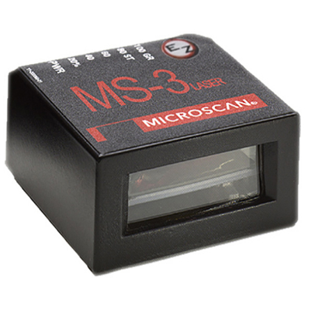 Microscan迈思肯MS-3超小型条码扫描器