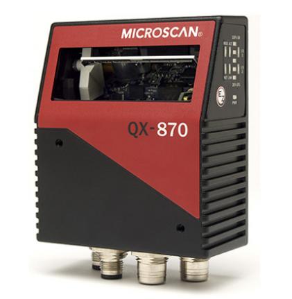 迈思肯QX-870工业光栅激光扫描器