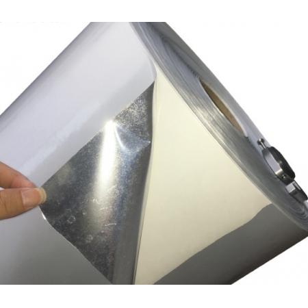 3M 7940银色铝箔标签