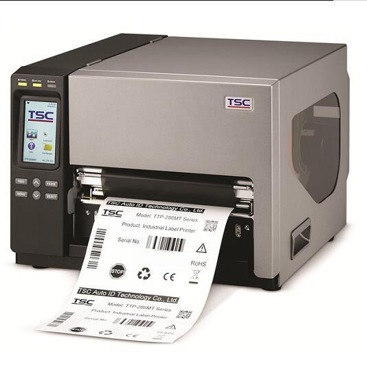 TSC TTP-384M条码打印机300DPI