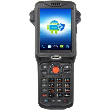 优博讯V5000S工业级RFID手持数据终端(Android版)
