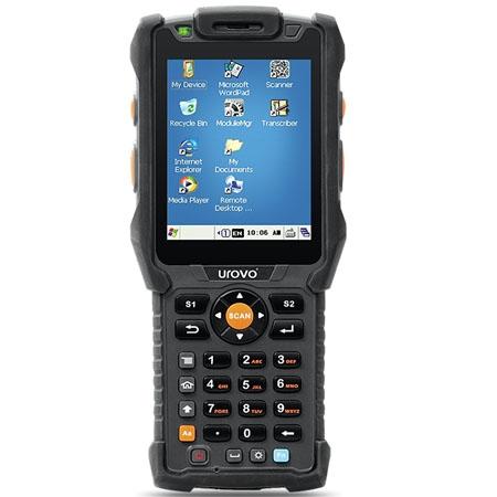 优博讯V5000UHF工业级超高频手持数据终端