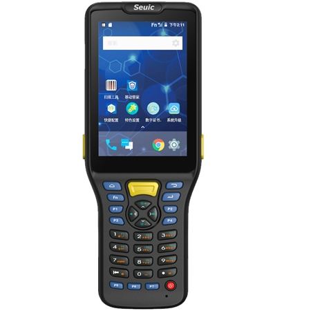SEUIC东大Q7sAUTOID Q7(S)手持终端智能PDA盘点机