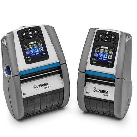 斑马ZQ600 医疗保健系列移动打印机