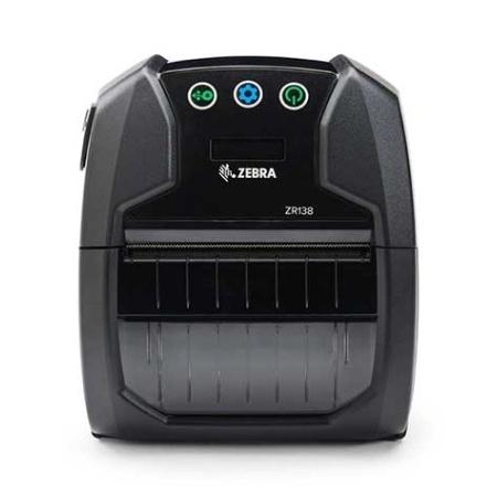 斑马zebra ZR138便携移动打印机
