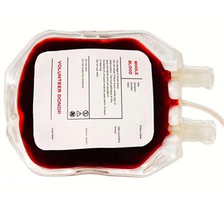 血袋标签材料