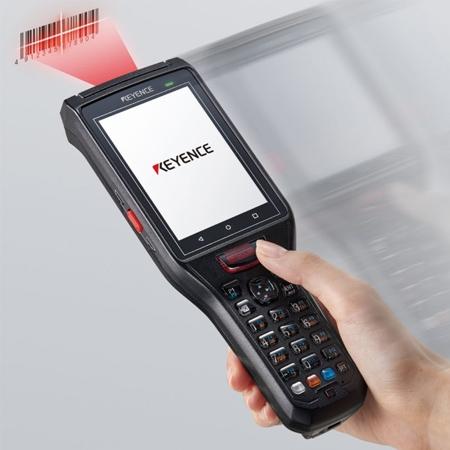 keyence基恩士BT-A500系列工业手持终端安卓PDA