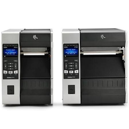 zebra斑马ZT600系列工业条码打印机