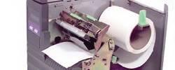 热敏打印,无需碳带,低运行成本。